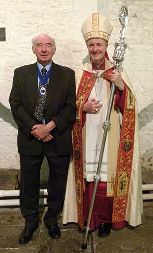 Bennet with Bishop